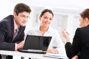 Die Mieterberatung findet für Mitglieder und Nicht-Mitglieder gleichermaßen statt.
