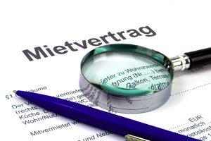 Ein Mietvertrag mit einer Mindestlaufzeit kann zulässig sein.