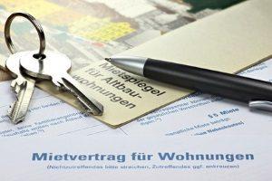 Unbefristeter Mietvertrag: Eigenbedarf anzumelden, ist hier möglich.